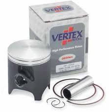 Vertex piston